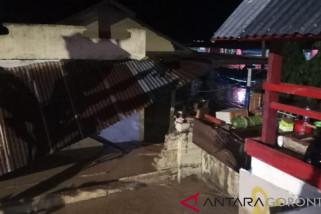 Banjir Dua Meter Rendam Puluhan Rumah