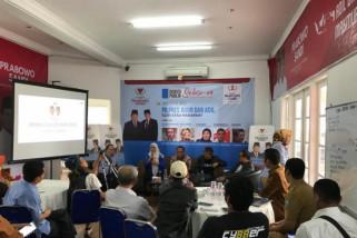 Kubu Prabowo-Sandiaga Uno Tentang Pemilih Dalam DPT Pemilu 2019
