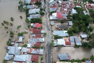Tiga Desa Di Bone Bolango Terendam Banjir