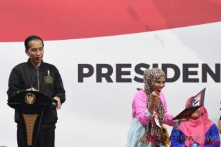 Presiden Ingatkan Bantuan PKH Untuk Kegiatan Produktif