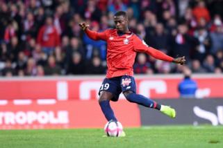 Penalti Pepe Amankan Satu Poin Untuk Lille