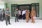 Pangdam XIII/Merdeka Tinjau Kesiapan Kodim Gorontalo Utara
