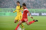 Dortmund Telan Kekalahan Pertama di Liga Musim Ini