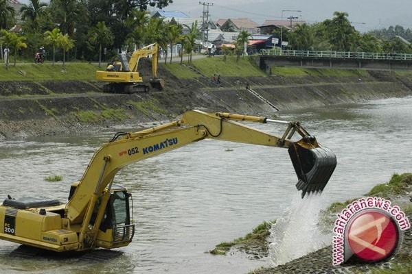 Ungkap aktor pengerukan Sungai Batanghari
