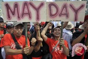 150.000 pekerja siap padati GBK  pada 1 Mei