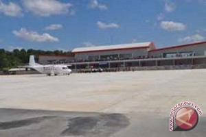 Bandara Muarabungo mulai dioperasikan