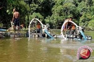 Polisi diminta segera tertibkan PETI di Batanghari