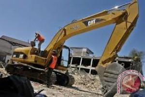 Zola: pengadaan alat berat untuk 22 kecamatan