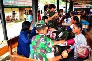 Ratusan warga Merangin dapat pengobatan gratis dari Pemkab