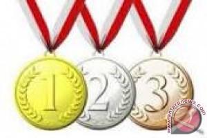 Jambi peringkat 14 perolehan medali sementara PON