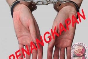 Merampok di Palangkaraya ditangkap di Jambi