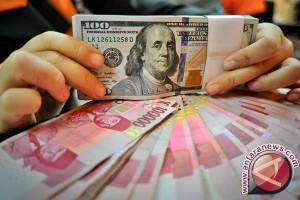 Rupiah menguat Rp13.345 per dolar AS