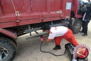 Pemkot Jambi uji emisi ratusan kendaraan bermotor