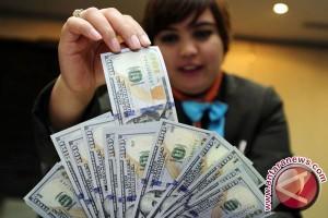 Dolar AS melemah setelah Fed pertahankan suku bunga