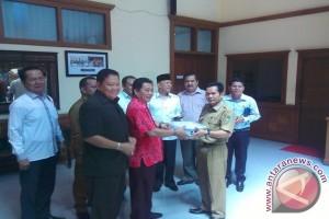 DPRD terima dokumen usulan pemekaran Kabupaten Kerinci