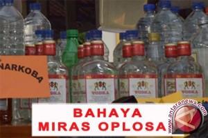 21 orang jadi korban tewas akibat miras oplosan