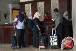 Tingkat hunian hotel Jambi naik 28,39 persen