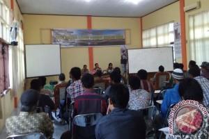 UNDP latih 40 petani lahan gambut