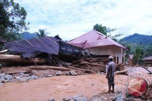 Batang Asai kembali dihantam banjir bandang