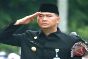 Walikota Sy Fasha terima praja IPDN magang di Jambi