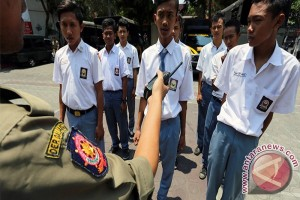 Walikota : masih banyak pelajar bolos sekolah