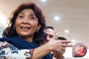 Menteri Susi bilang reklamasi Jakarta menambah wilayah pesisir