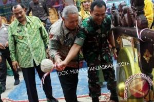 Bupati Tanjabbar hadiri pencanangan TNI KB kesehatan
