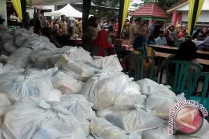 15.000 paket sembako murah disiapkan untuk masyarakat Kota  Jambi
