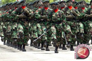 Usai bertugas di Papua, prajurit TNI Batalyon 142/KJ  kembali ke Jambi