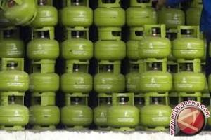 Kebutuhan gas tiga kilogram Jambi 400.000 tabung