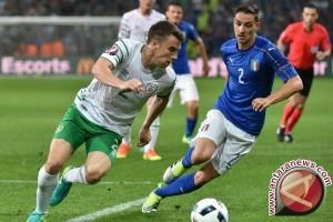 Tekuk Italia 0-1, Irlandia peringkat tiga grup E