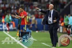 Media Spanyol minta pelatih Timnas Spanyol mundur