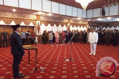 Arif Munandar resmi Penjabat bupati Sarolangun