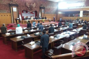 DPRD Tanjabbar setujui RPJMD   2016-2021