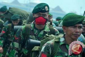TNI di Riau gelar doa bersama bagi prajurit hilang