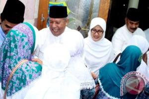 Selamat jalan calon jamaah haji Tanjabbar