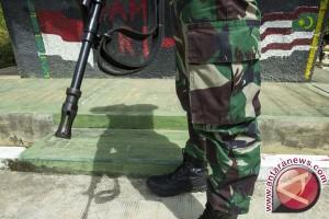 Danpusterad kunjungi prajurit diperbatasan RI-PNG