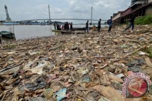 Sampah Sungai Batanghari