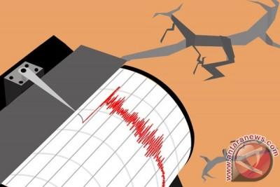 Gempa 6,4 Skala Richter guncang Bali-NTB