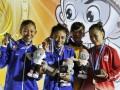 Emas Judo Putri Jabar