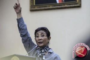 Menteri Susi nyatakan biomassa laut Indonesia meningkat