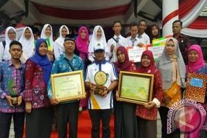 Pemkab Tanjabtim raih tiga penghargaan bidang lingkungan