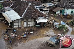 BNPB: 20 korban masih hilang akibat banjir bandang Garut