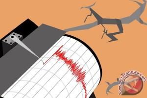 Gempa 5 SR guncang Simeulue di Aceh