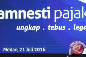 Tebusan Amnensti pajak  KPPP Jambi Rp 180 miliar