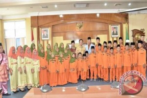 Bupati Batanghari minta peserta FASI siap bertanding