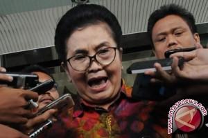 KPK tahan mantan menkes Siti Fadilah