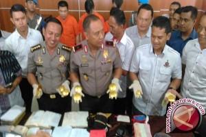 Polisi limpahkan berkas emas peti ke kejaksaan