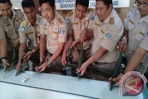 Karantina ikan Jambi gagalkan penyelundupan anak buaya
