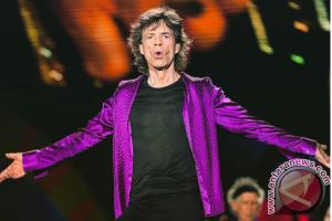 Mick Jagger jadi ayah lagi di usia 73